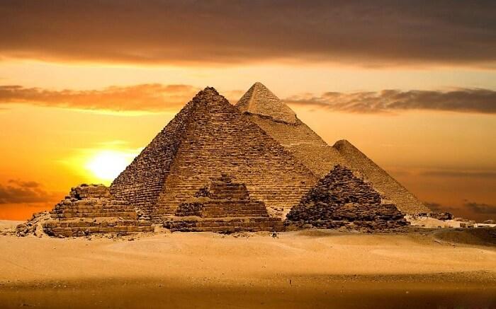 Горящі путівки в Єгипет з Києва