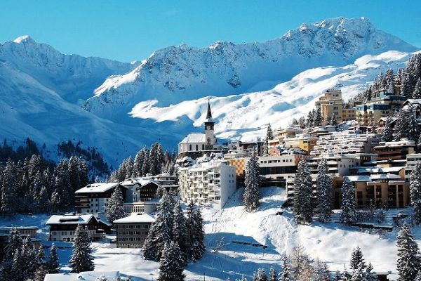 Замовити відпочинок в Швейцарії